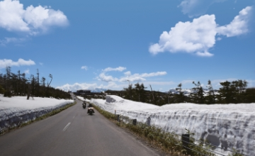 The Legendary Winding Road  Tohoku